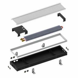 Внутрипольные конвекторы Itermic с естественной конвекцией (без вентилятора)